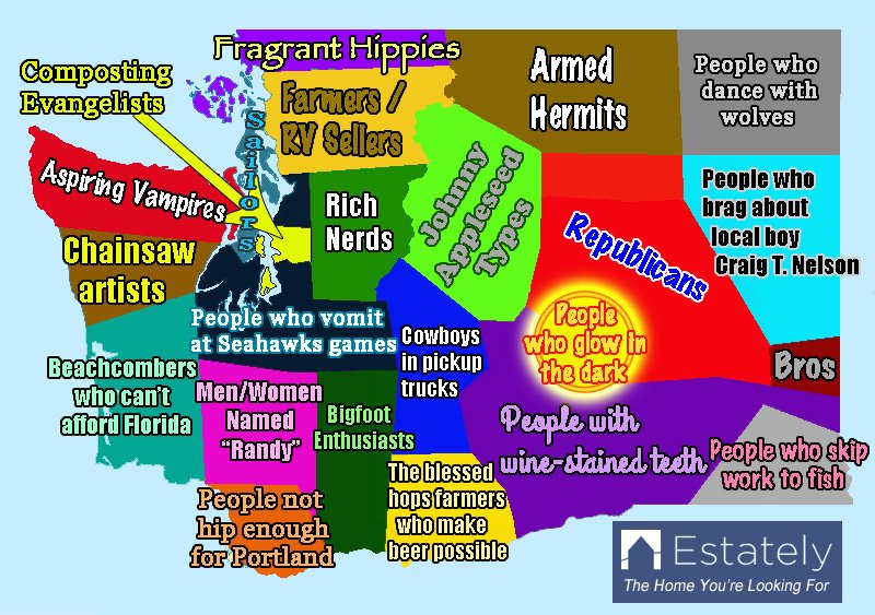 Judgemental Map Of Virginia Beach.29 Things You Should Know Before Moving To Bellingham Estately Blog